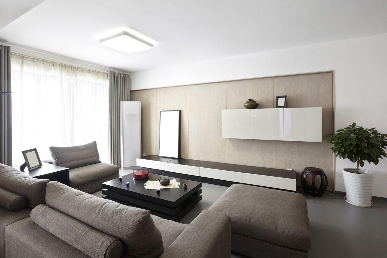 modern interieur woonkamer - Google zoeken | Interieur - Woonkamer ...