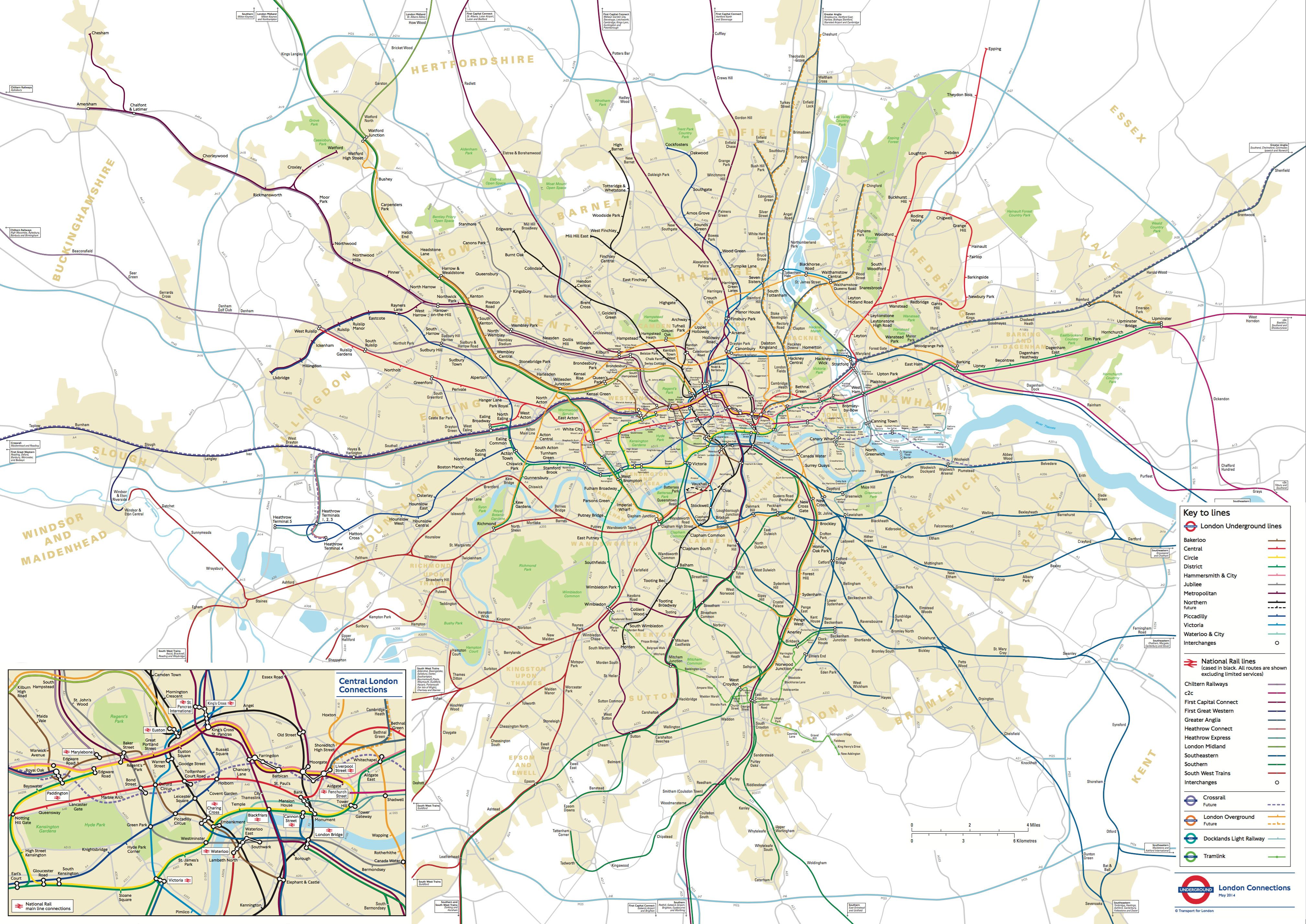 Tfl has secretly made a geographically accurate tube map tfl has secretly made a geographically accurate london tube map gumiabroncs Choice Image