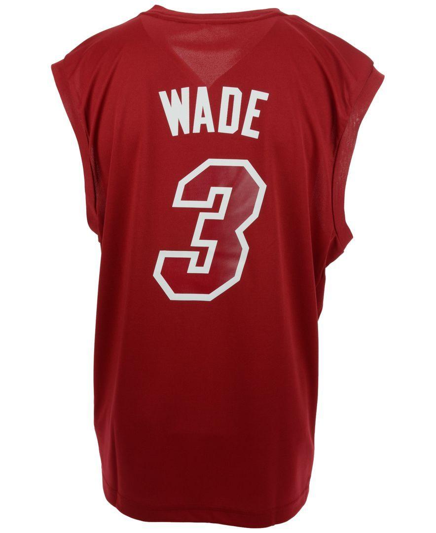 ... order adidas dwyane wade miami heat rev 30 replica jersey sports fan  shop by lids men f15d7b0b7