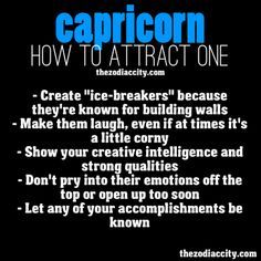 How To Impress A Capricorn Girl