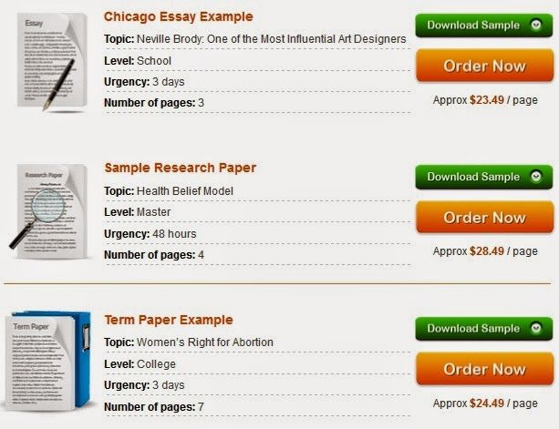 Writing a research paper in mla format