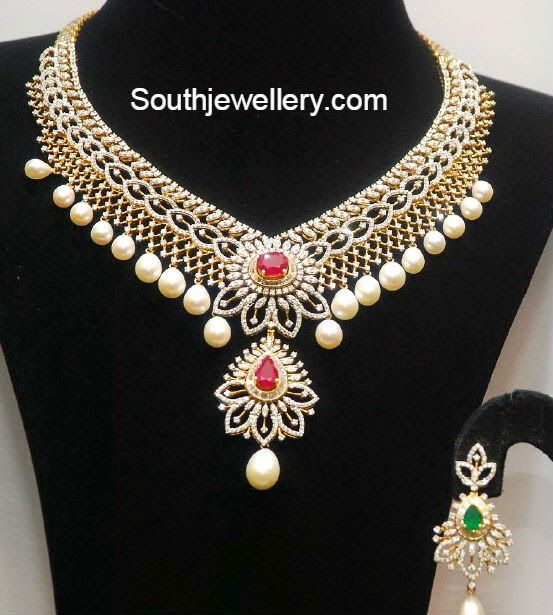 Latest Indian Jewellery Designs 2014 22 Carat Jewellery Designs Jewelry Mens Gold Jewelry 22 Carat Gold Jewellery