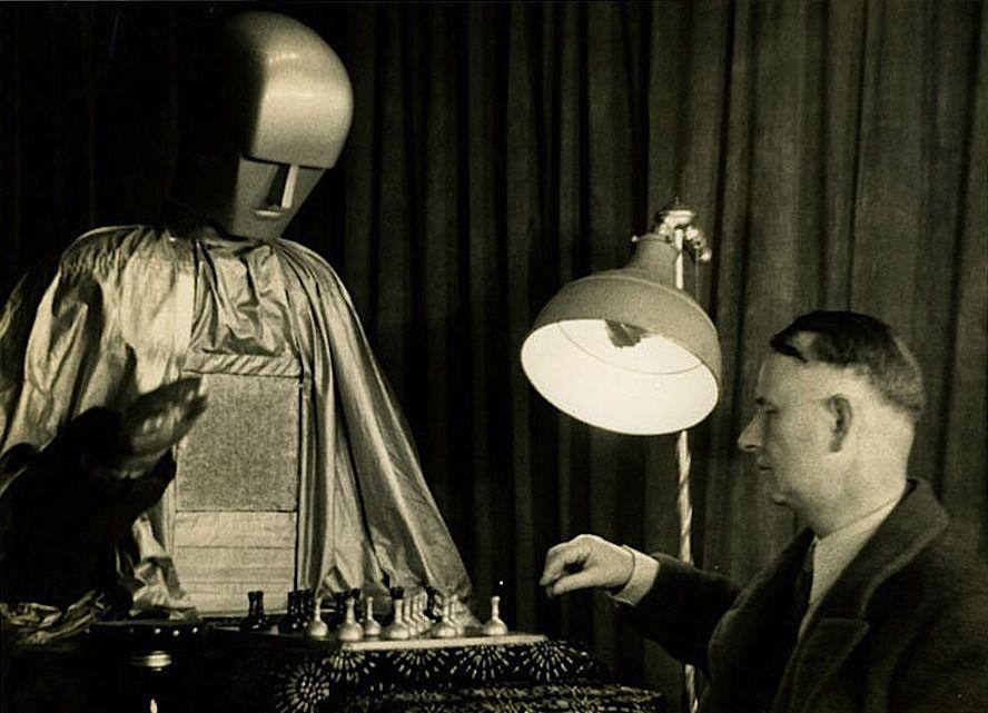 robot checker