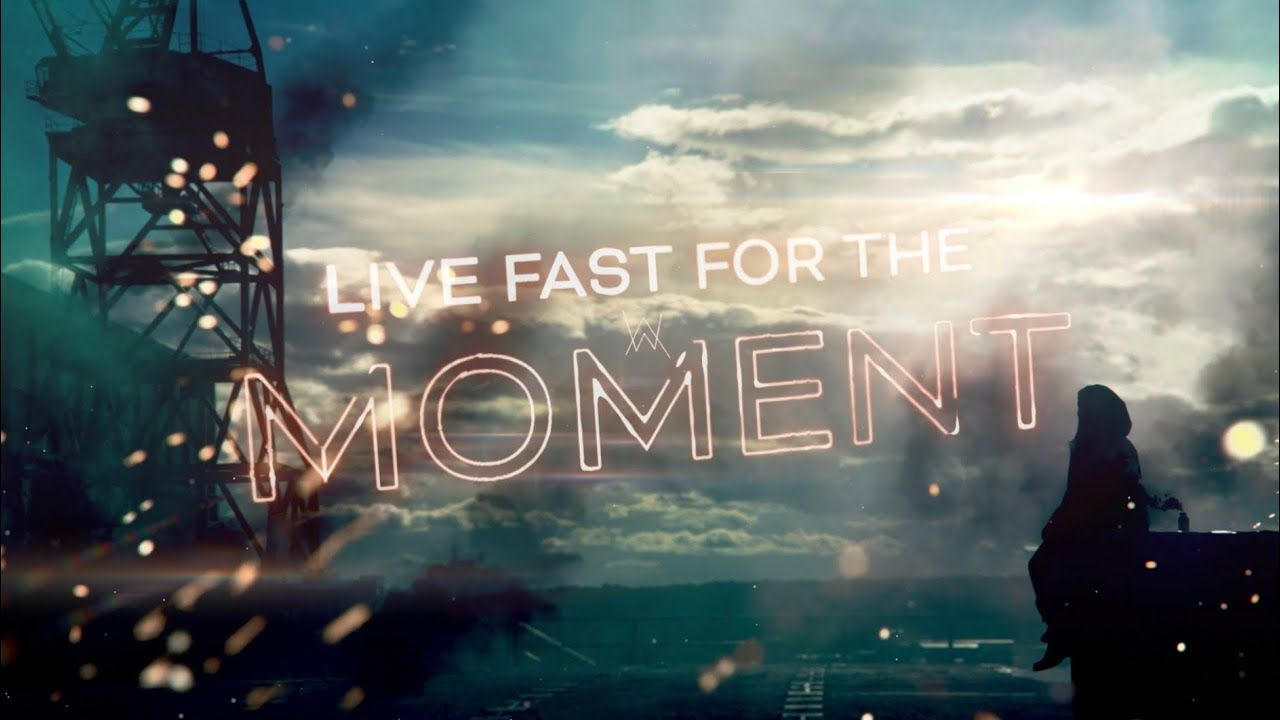 Alan Walker X A Ap Rocky Live Fast Pubgm Lyric Video Lagu