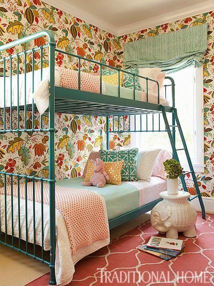 Eccentric Island Home Decorating Children S Spaces Bedroom Room
