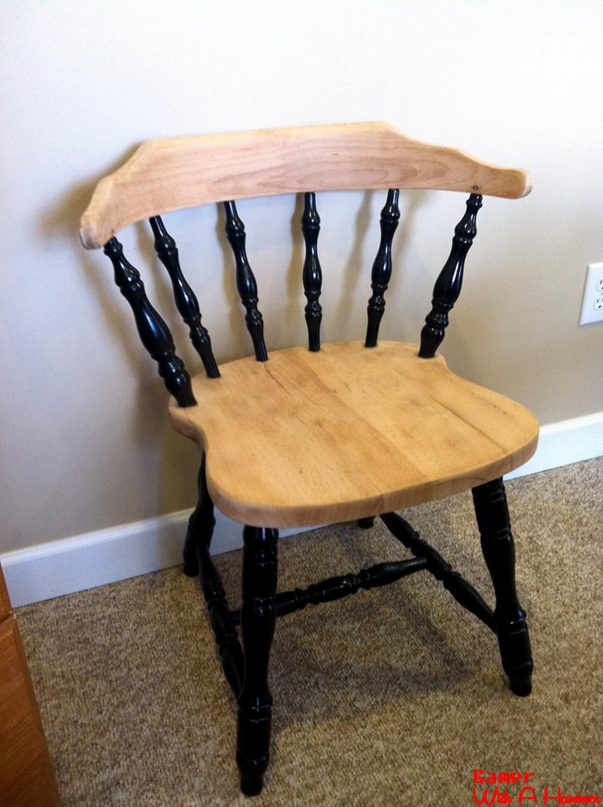 A simple set of chairs furniture repurposed furniture