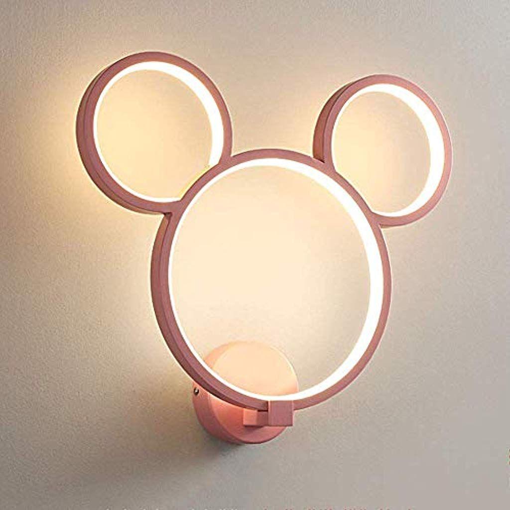 Applique da parete a LED americano ferro acrilico alluminio ...