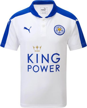 0596f45c2db Leicester City 15-16 Kits Released - Footy Headlines