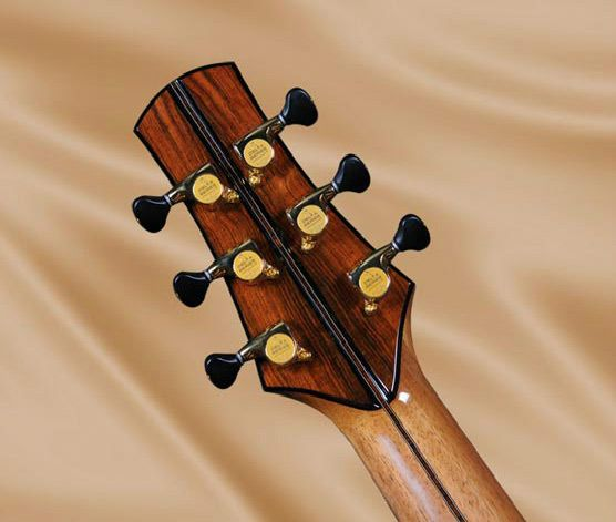 Headstock Gallery Doerr Guitars Custom Made Acoustic Guitars Handcrafted Contemporary Guitars Acoustic Guitar Custom Acoustic Guitars Acoustic