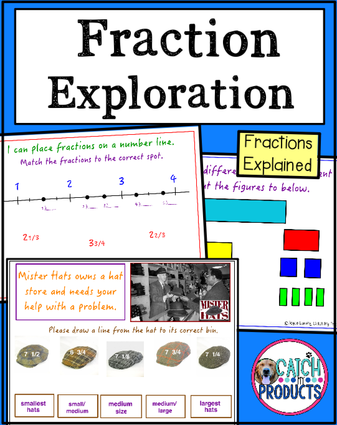 Fraction Activities Power Point