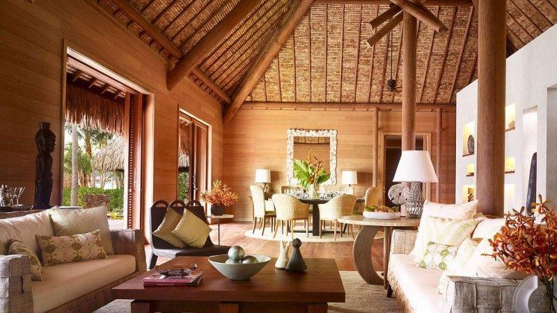Perfect Four Seasons Resort Bora Bora, French Polynesia | HomeDSGN, A Daily Source  For Inspiration