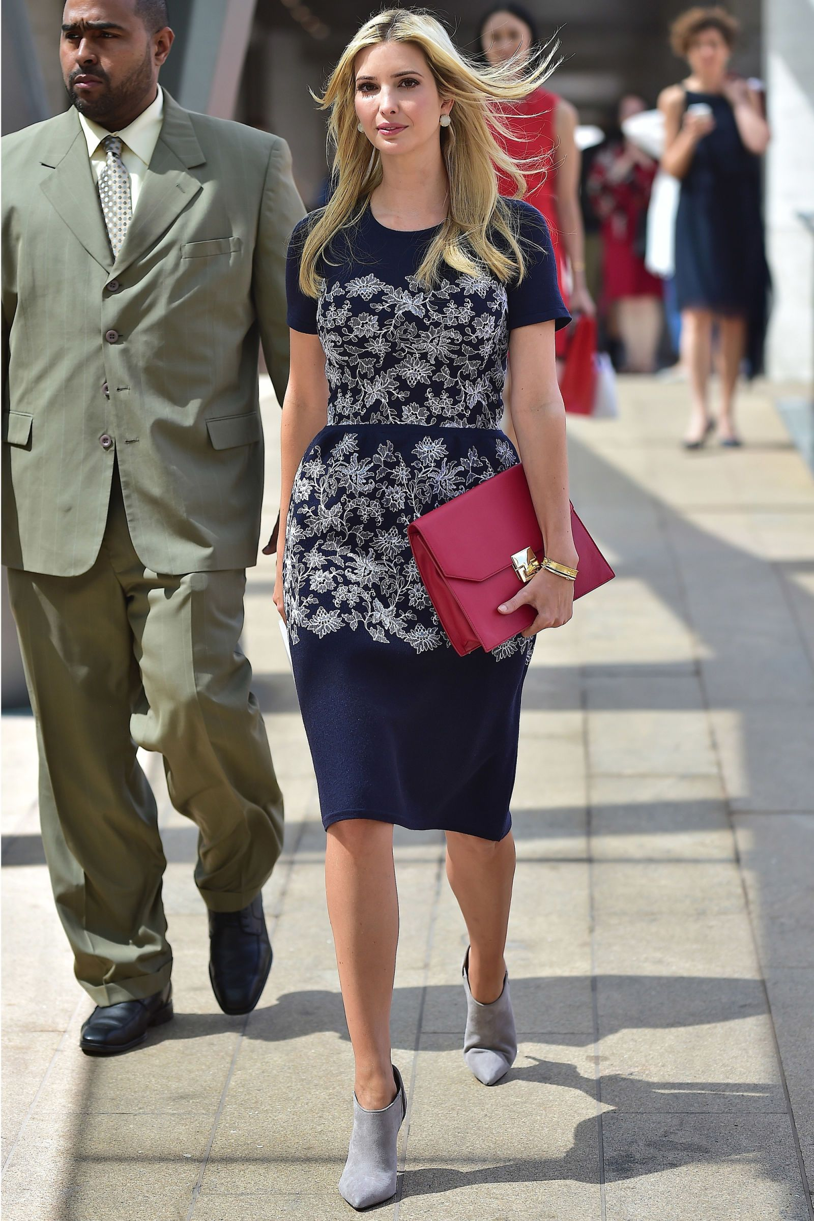 Ivanka Trump Talks Being A Mogul A Mother And More Trump Fashion Ivanka Trump Style Ivanka Trump