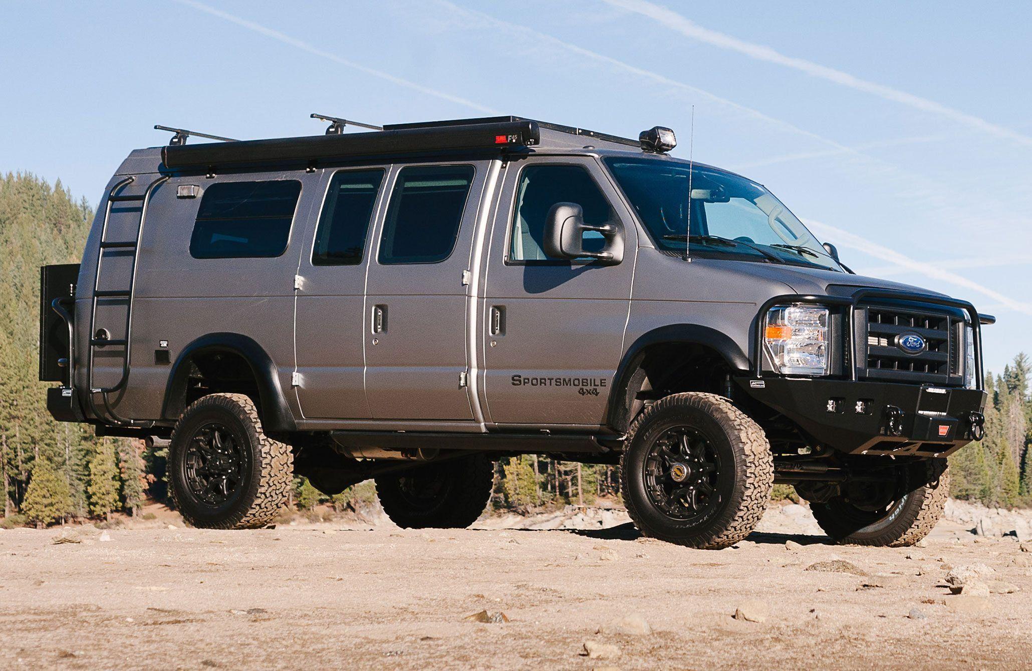 2015 sportsmobile ford e 350 van camper motorhome 4x4 f350 wallpaper 2060x1340 859745