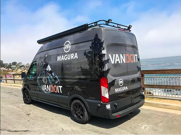 2017 Fordtransit Vandoit Highroof Van Forsale Campervan