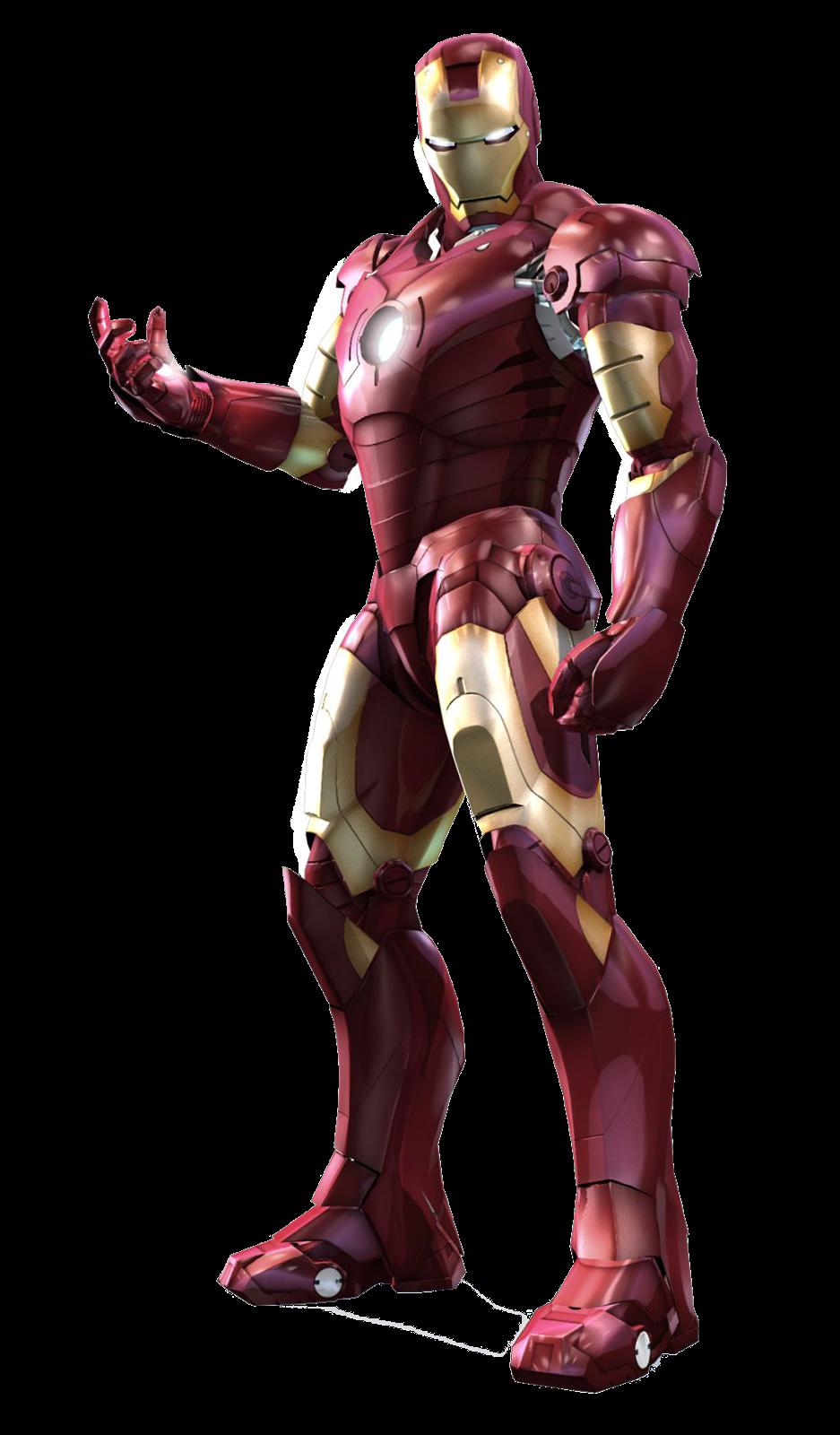My Heroe Comic: IRONMAN