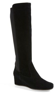 5aa2f48d773 Pin by Lookastic on Combat Boots, Knee High Boots & Over The Knee ...