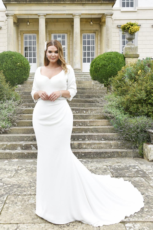True Curve de True Bride |  Nuestra colección True Curves es la combinación definitiva de g …  – Boda