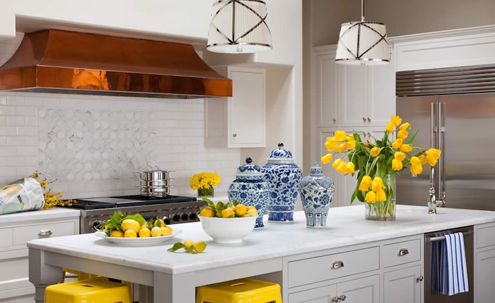 1000 images about my stainless steel kitchen w a splash of yellow 1000 images - Yellow Kitchen Decorating Ideas