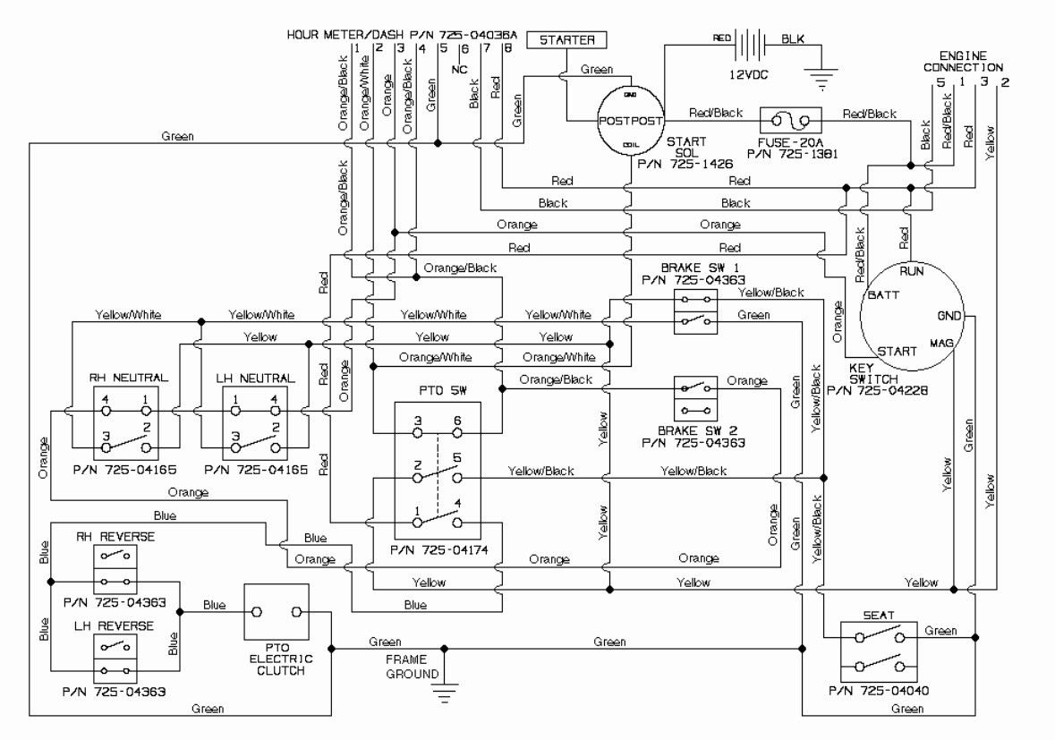 [SCHEMATICS_4ER]  Pin on wiring | Cub Cadet Wiring Harness Diagram |  | Pinterest