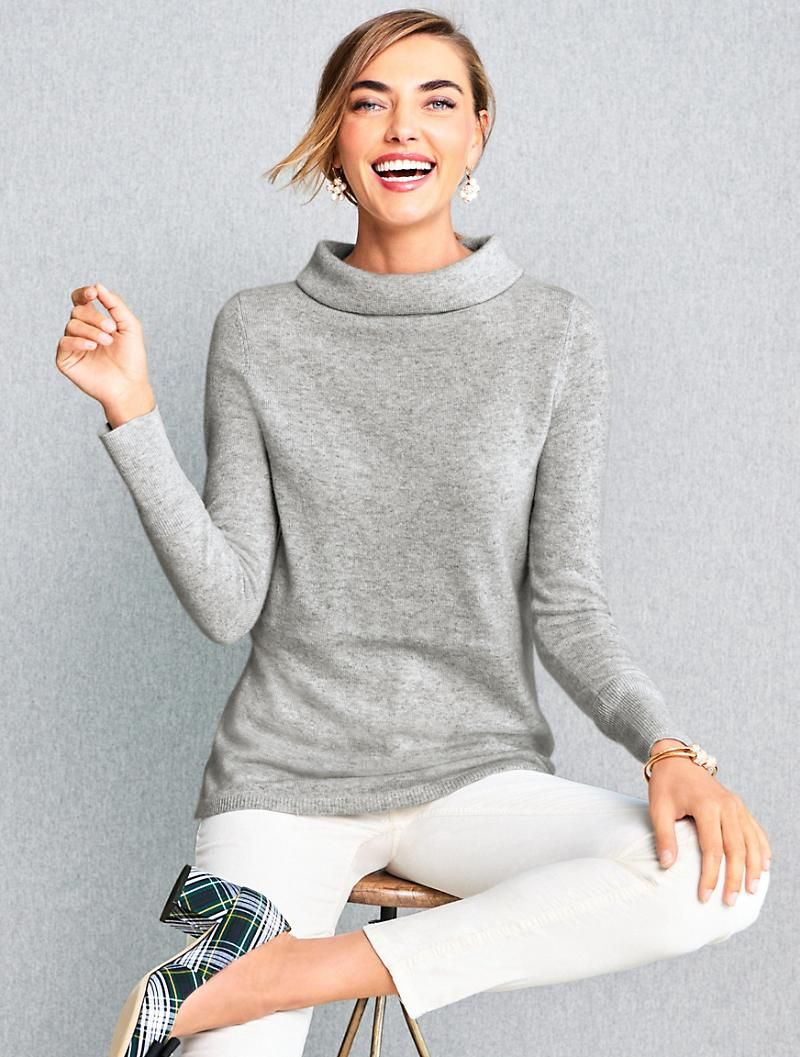 a9dc19c2bc7bb Cashmere Sabrina Pullover | Fashionista Wishes | Fashion, Sweater ...