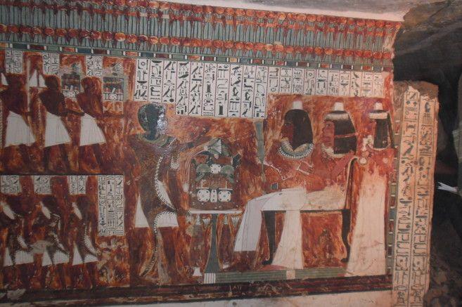 Misterio y Ciencia Hoy: Las tumbas del Antiguo Egipto que sobrevivieron a ...