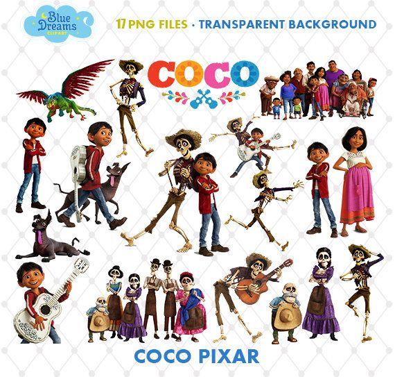 Gracias Por Echar Un Vistazo A Mis Productos Asegurese De Leer Toda La Informacion A Continuacion Antes De Comprar Peliculas De Pixar Coco Pelicula Clipart