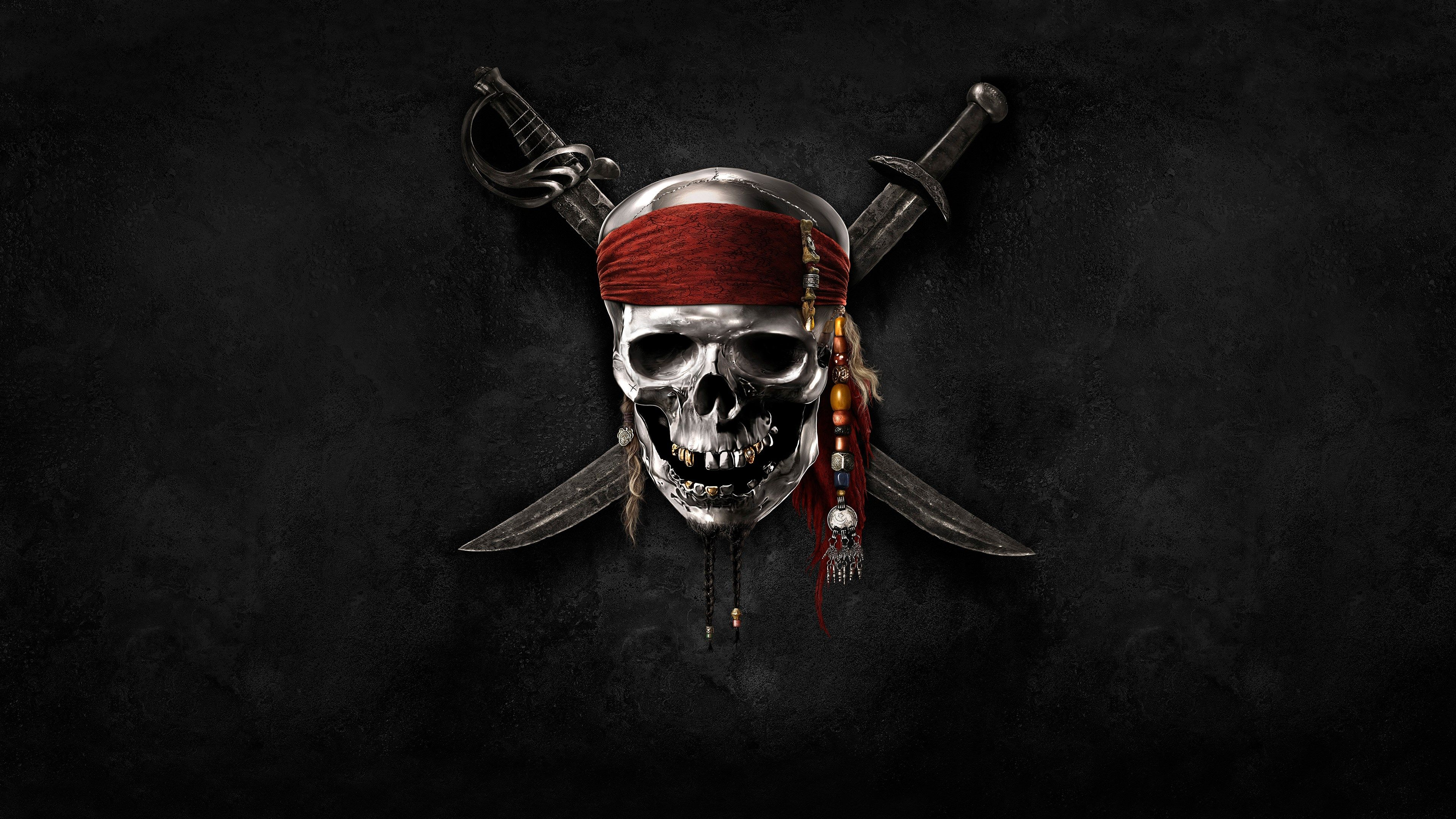 Picture For Desktop Pirates Of The Caribbean Skull Wallpaper Pirates Of The Caribbean Hd Skull Wallpapers