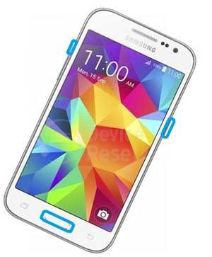 How to Hard Reset Samsung galaxy Core Prime Using 4 Way