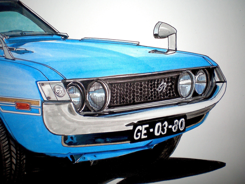 Toyota Celica ta 22 by Man Ribeiro | Classic Celica | Pinterest ...