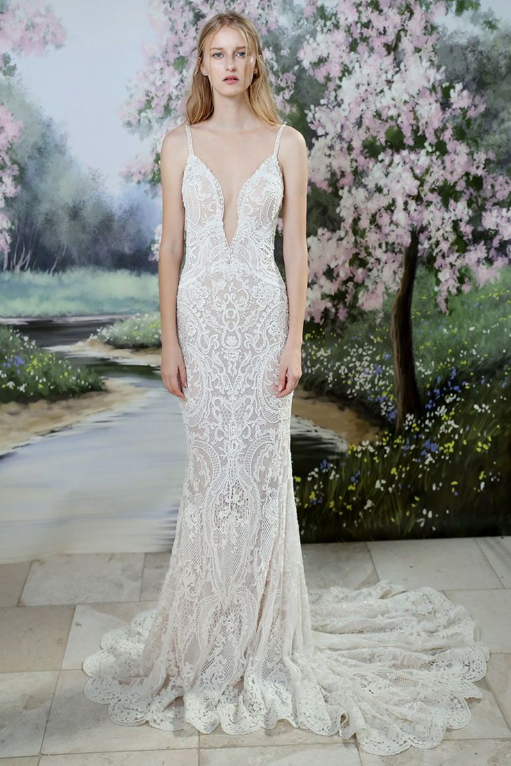 Back out wedding dresses  Bridal GALA  Collection GALA No VII Bridal Collection  Pinterest