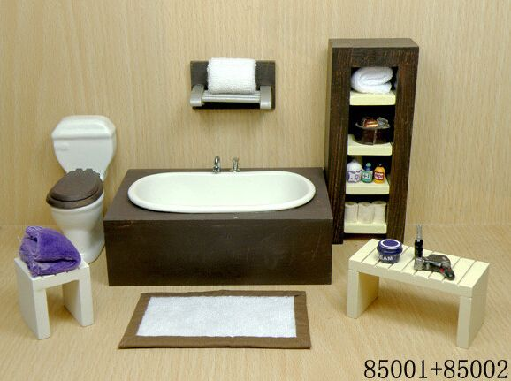 Wonderful  Furniture Washstands Dollhouse Bathroom Dollhouses Minis Sinks