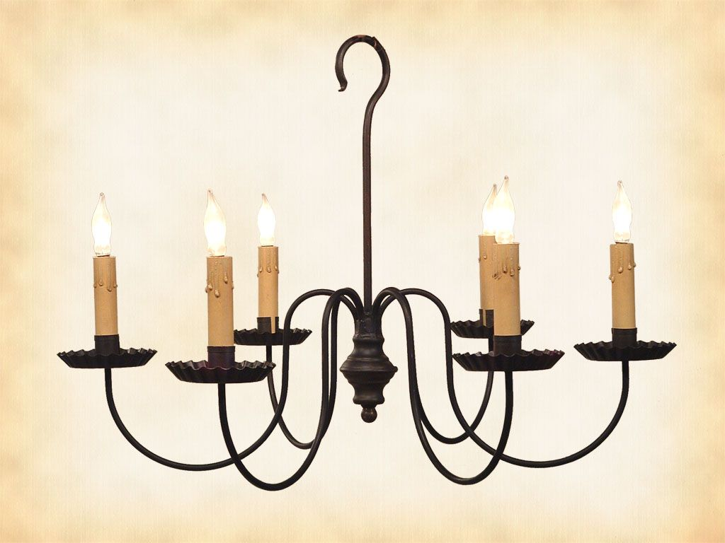 Amish country kitchen light fixtures chandelier made in chandelier made in america lighting 6 arm with 3 down lights crafts and more pinterest country kitchen lig arubaitofo Gallery
