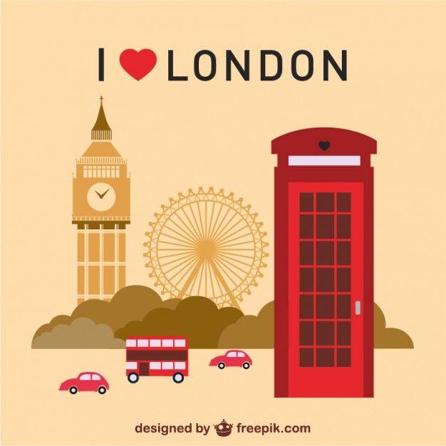 Resultado de imagen de DIBUJOS LONDRES