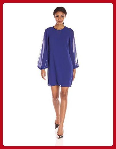 f29012342048a Vince Camuto Women s Split Sleeve Float Dress