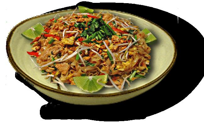 Chicken pad thai thai food pinterest dungeness crab recipes chicken pad thai forumfinder Gallery