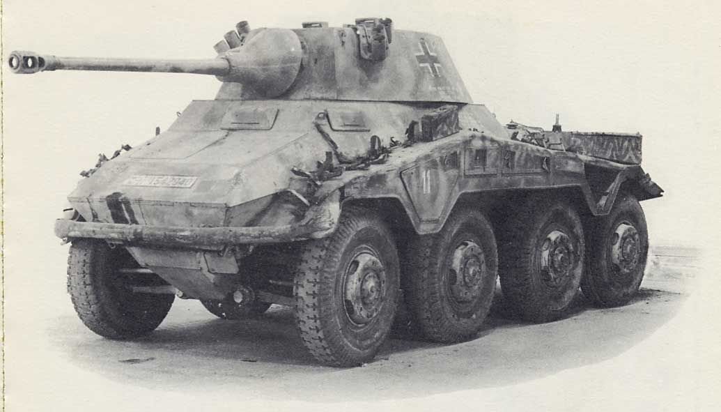 puma panzer ww2