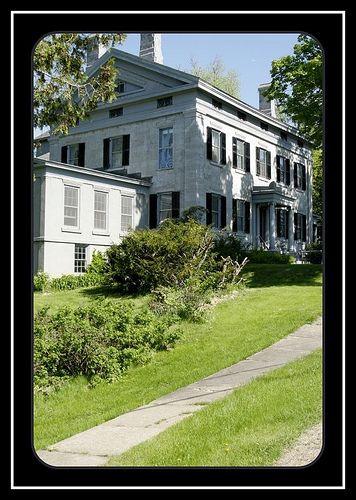 Greystone in Essex, NY (By lilywhite)