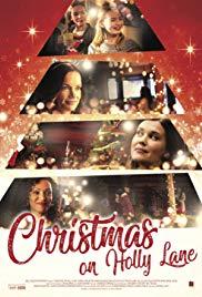 Christmas On Holly Lane Poster Christmas Movies Movies Hallmark Movies