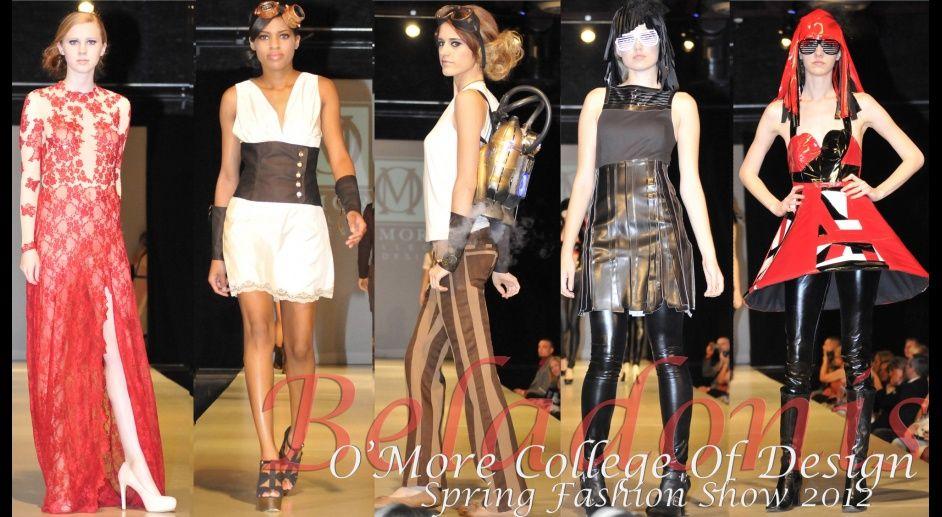 Beladonis Magazine O More College Of Design 2012 Spring Fashion Show Www Omorefashion Com Ofs14 Ofs Whynfw Omorec Fashion College Design Fashion Blog