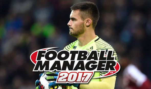 Football Manager 2017 wonderkids Top 25 young goalkeepers you must - best of epl table