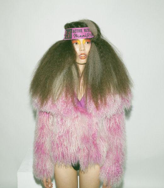 VIVIENNE WESTWOOD FOR POP MAGAZINE  JOhn Mullen for Stone Hair