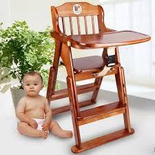 Resultado De Imagen Para Sillas De Comer De Madera Para Bebes Chair High Chair Home Decor