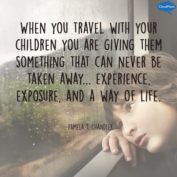 Quotes About Vacation With Family: Travel With Kids Is Never Easy. Here Are 5 Great Plane
