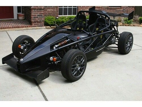 how to build an ariel atom