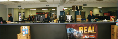 Duval Ford Parts Department Whether You Re Looking For An