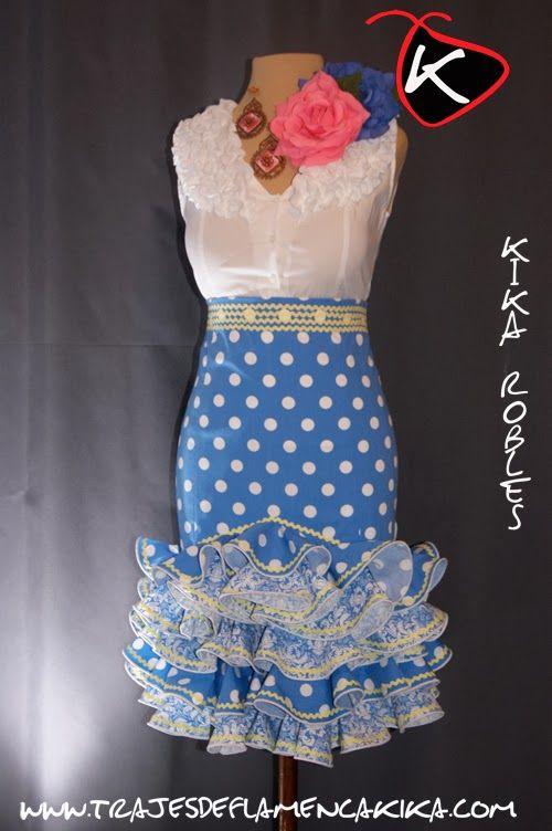 Trajes De Flamenca Kika Faldas Y Camisas Vestidos De Sevillanas Trajes De Flamenco Vestidos De Flamenca