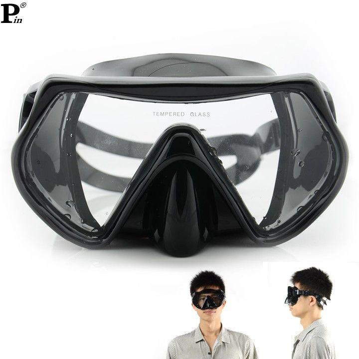 Scuba Diving Silicone Mask