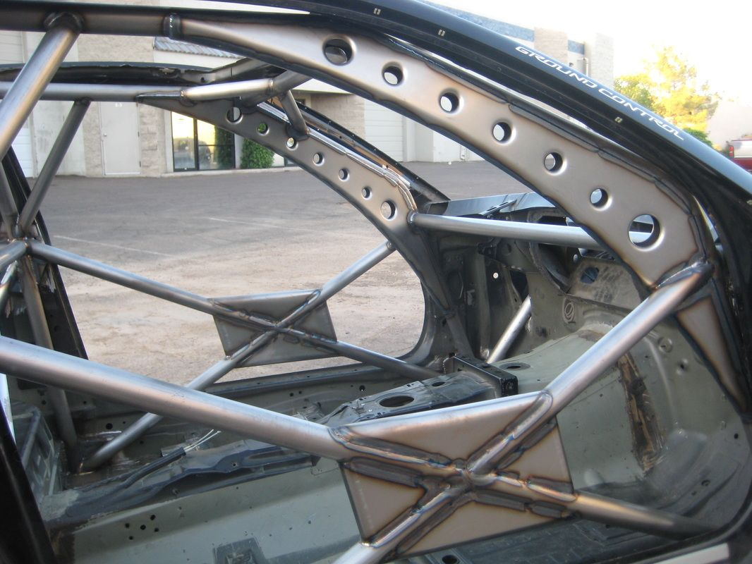 Precision Chassis Works Chassis Fabrication Roll Cage Custom Cars