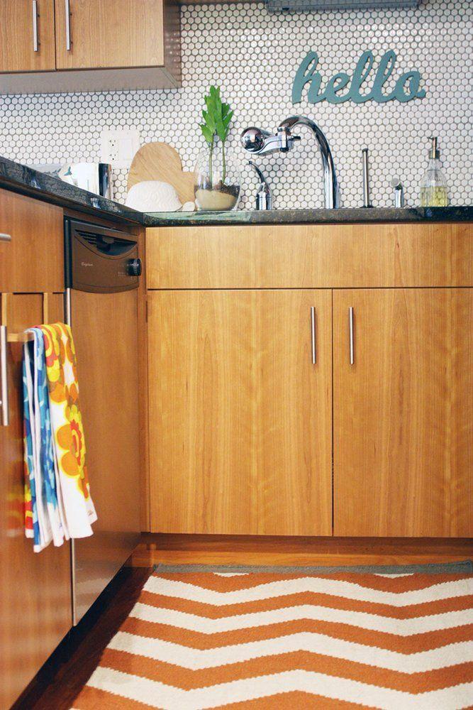 Hermosa Apartamento Estera Cocina Terapia Galería - Ideas de ...