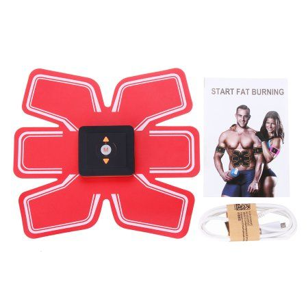 90846978b8f 1Pcs Ultimate ABS Stimulator Abdominal Muscle Trainer Smart Fit Body Home  Exercise Shape Fitness Ab Core